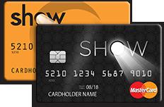Show mastercard login